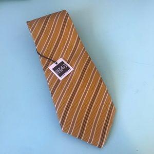 Bijoux Terner Gold Men's Tie. Princess Cruises Tie